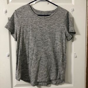 $5 for $25 Heather grey top